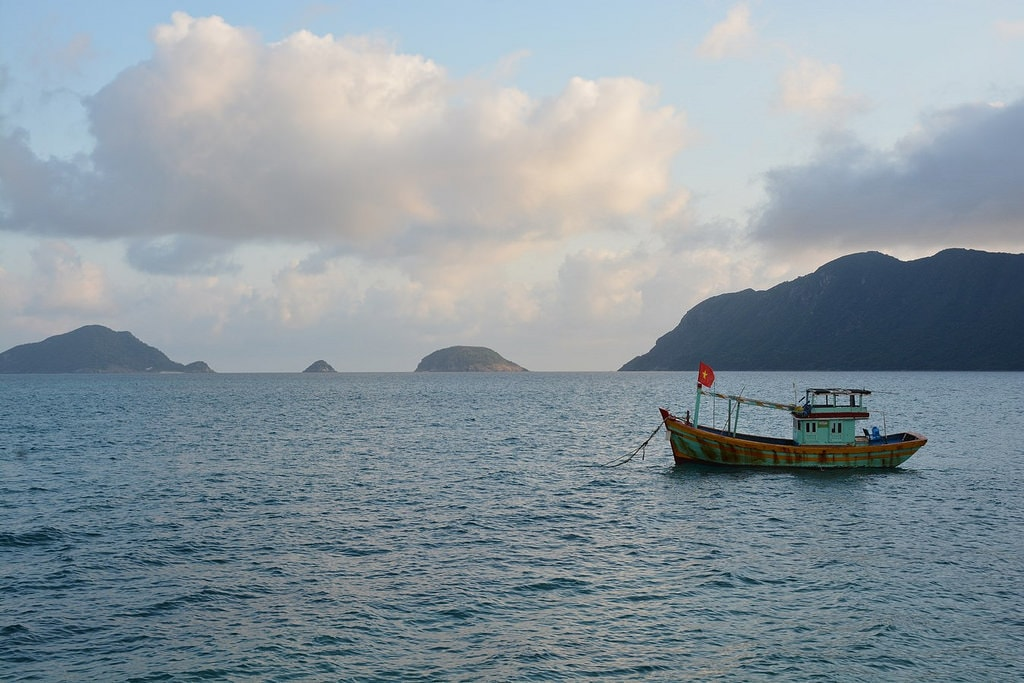 Con Son Bay, Con Dao Islands | © Paul Arps/Flickr