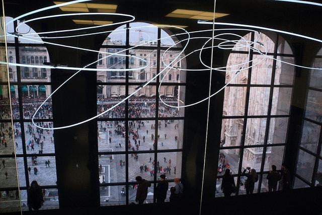 Museo del '900 in Milan, Italy | © Bruno Mori/Flickr
