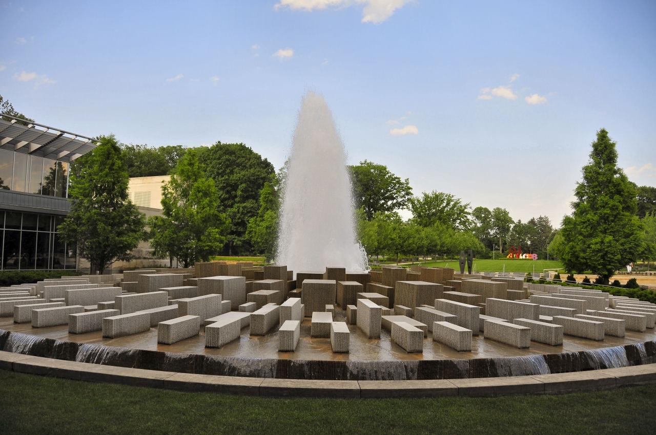 Indianapolis IMA Gardens   © Serge Melki/Flickr