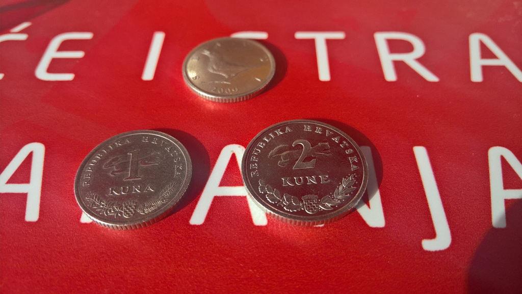 Croatian money | © Helen Penjam/Flickr