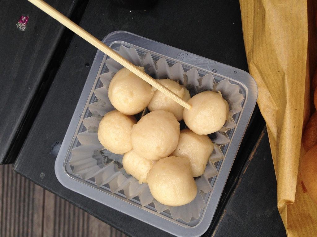 Fish Balls   ©Sarah Joy/Flickr