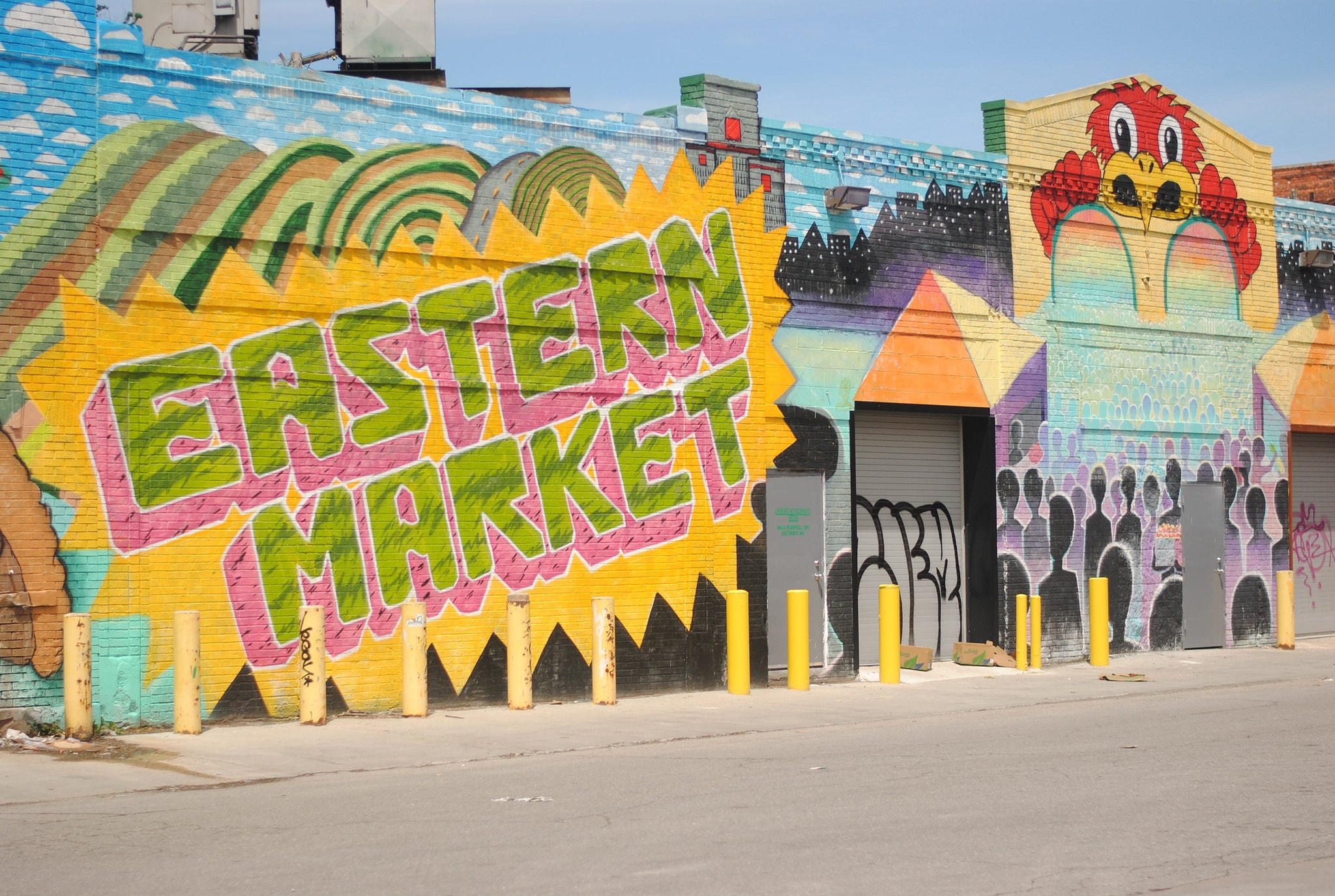 Eastern Market | © A Healthier Michigan/Flickr