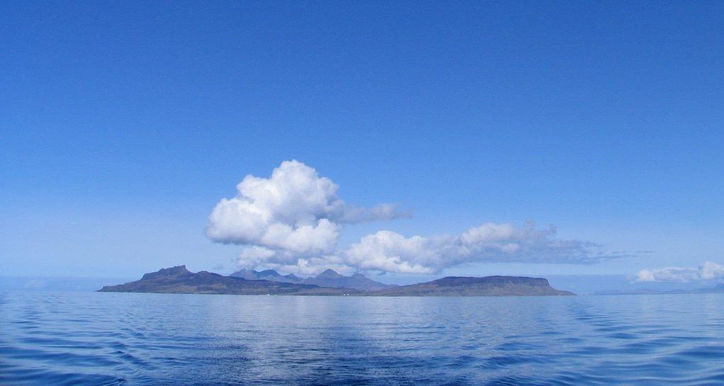 Isle Of Eigg | © isleofeigg/Flickr
