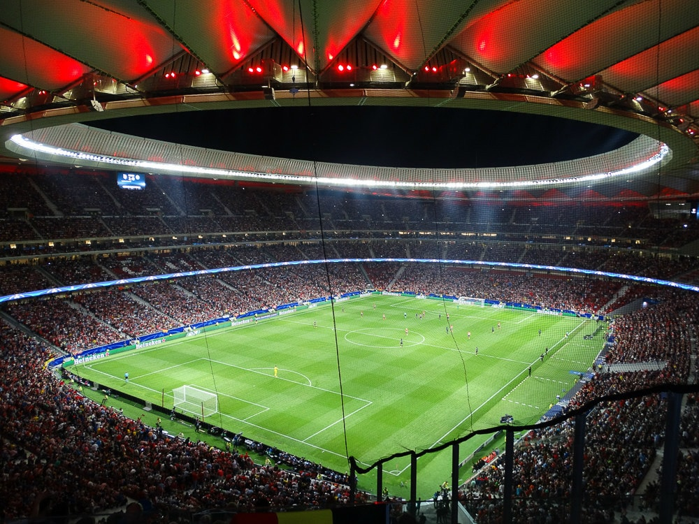 How To Attend An Atl 233 Tico Madrid Match