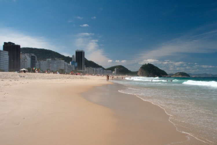 Copacabana Beach | © Christian Haugen/Flickr