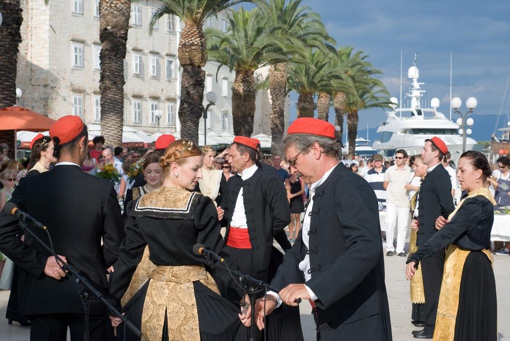 Trogir festival | © Remus Pereni/Flickr