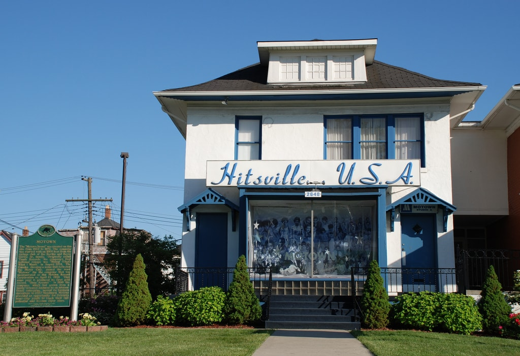 Motown Museum | © Dig Downtown Detroit/Flickr