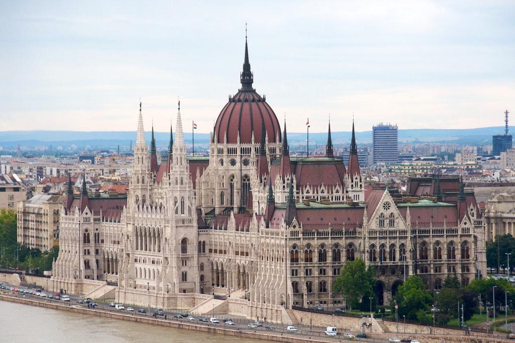 Hungarian Parliament Building   ©BriYYZ/Flickr