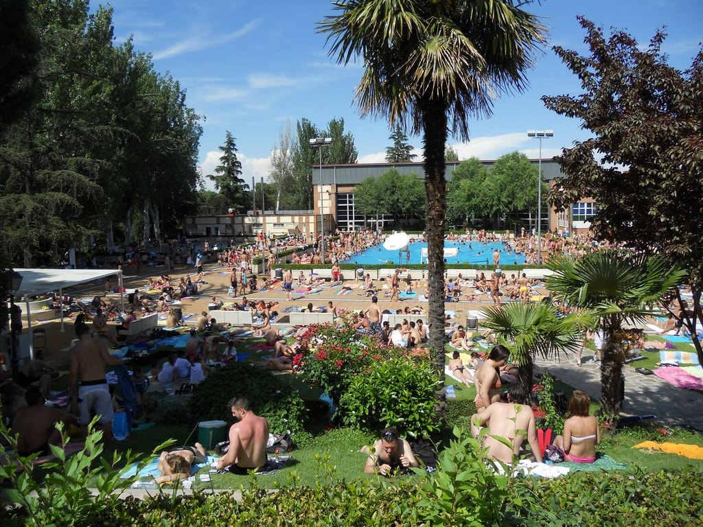 The best places to go swimming in madrid - Hotels in madrid spain with swimming pool ...