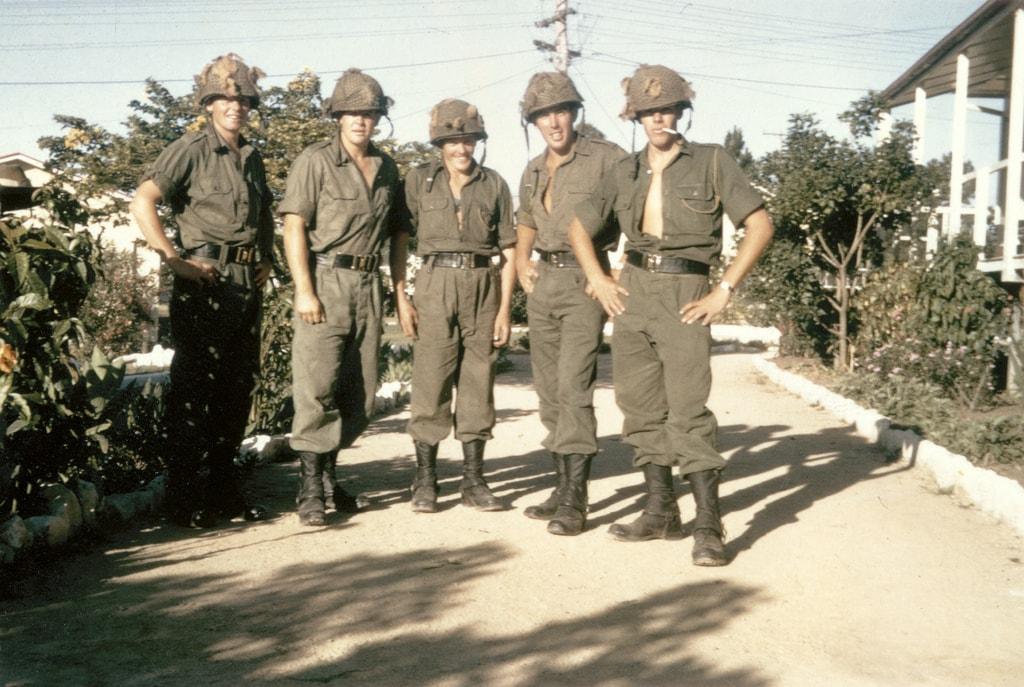 Australian soldiers in Vietnam   © Australian War Memorial collection/Flickr