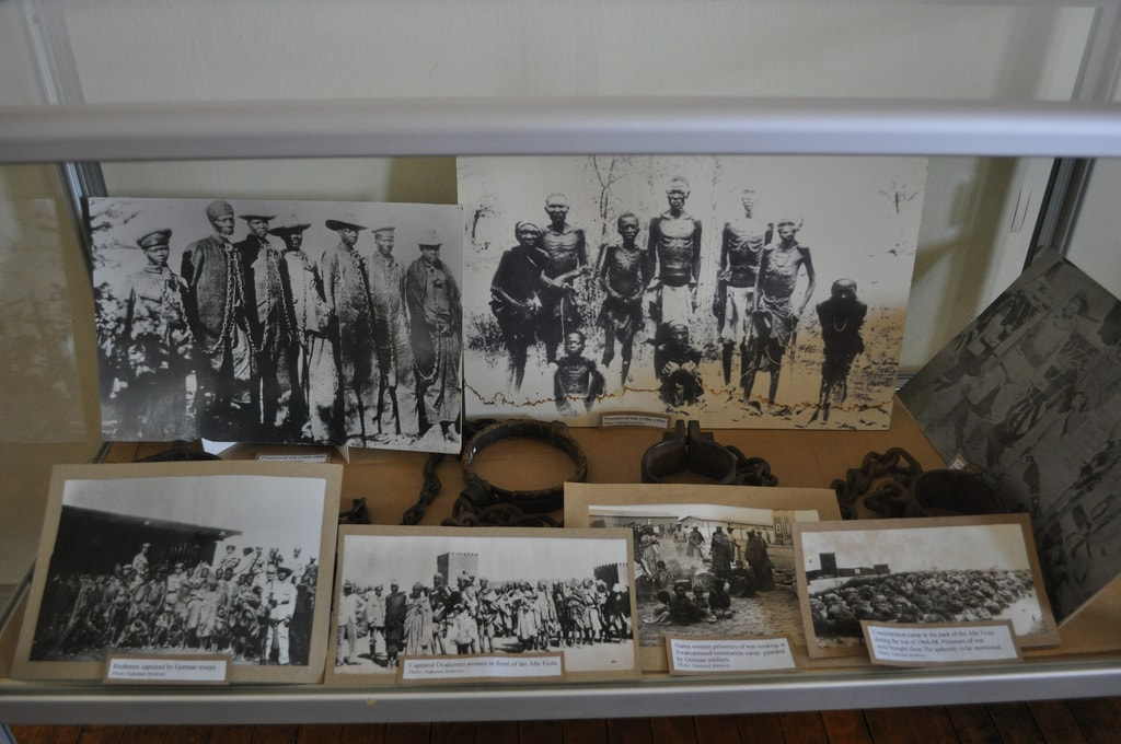 Display witihin the museum