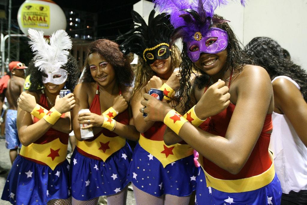 Abertura do Carnaval de Salvador 2011Na foto: Foto:Rafael Martins/AGECOM