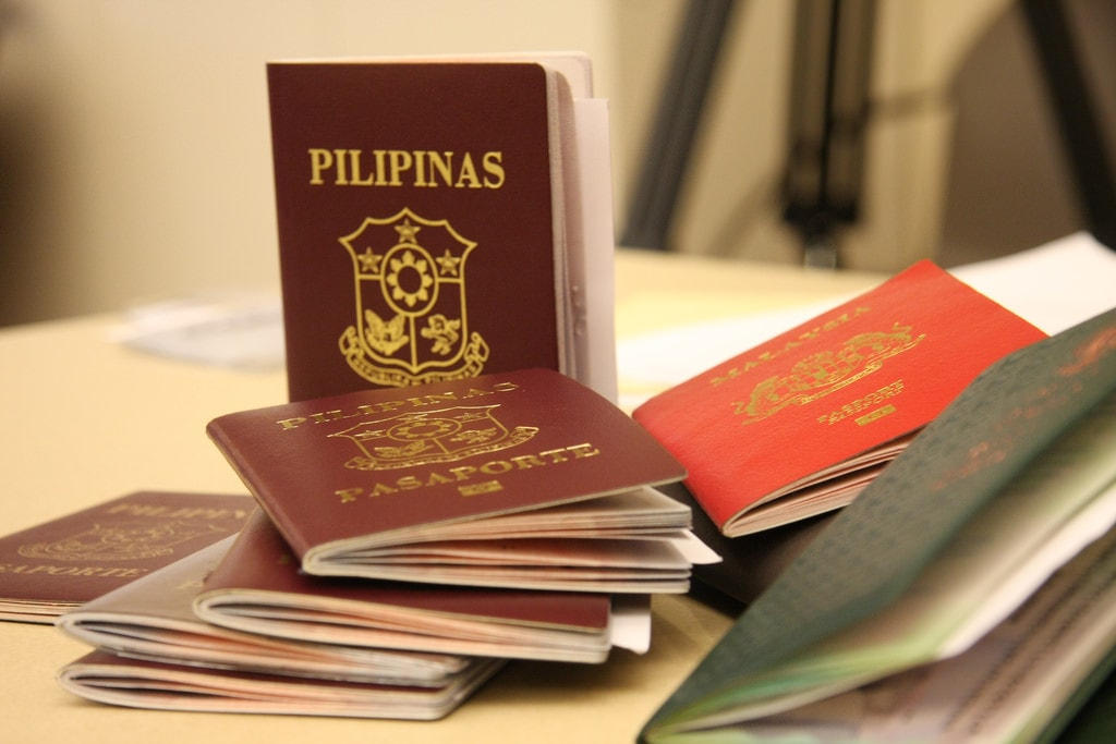 Passports | © sus.bsu/Flickr