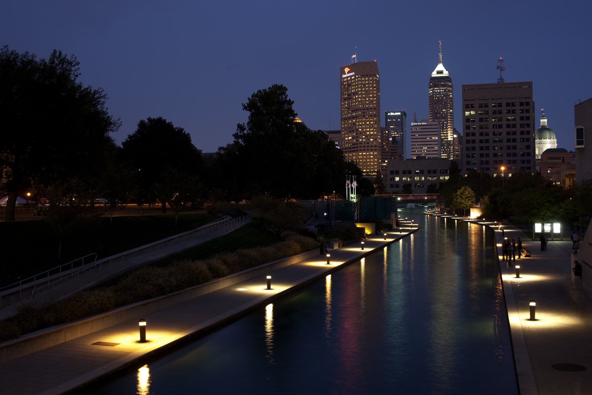 Downtown Indianapolis, IN | © Jimmy Baikovicius/Flickr