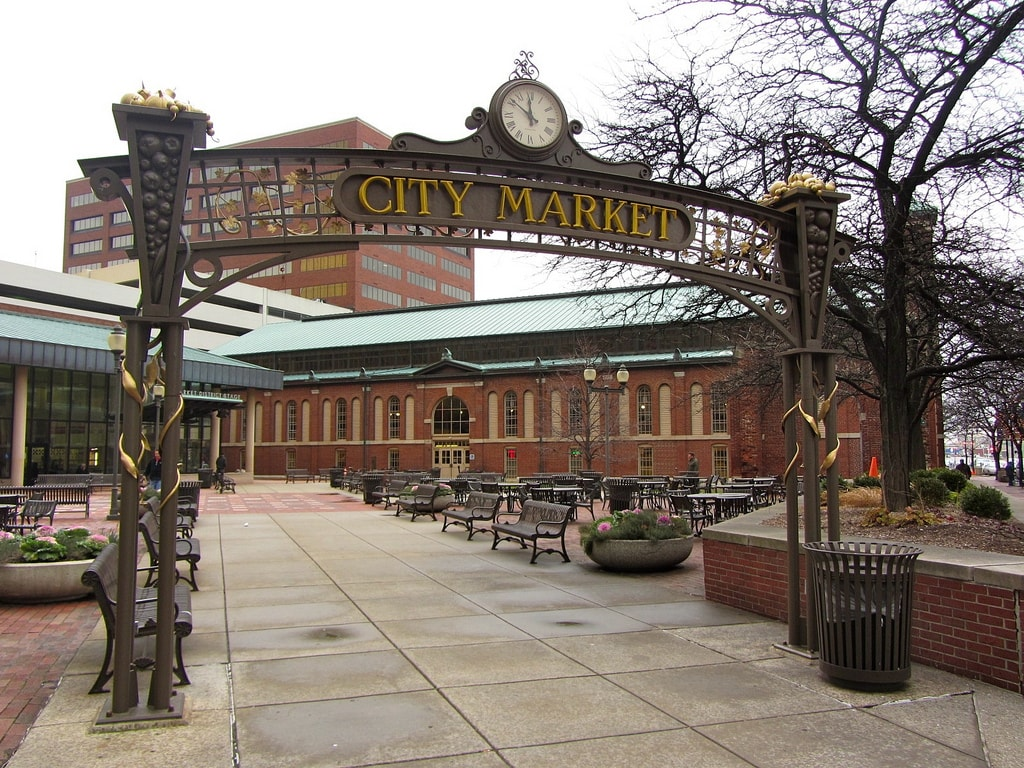 Indianapolis City Market, IN | © Richie Diesterheft/Flickr