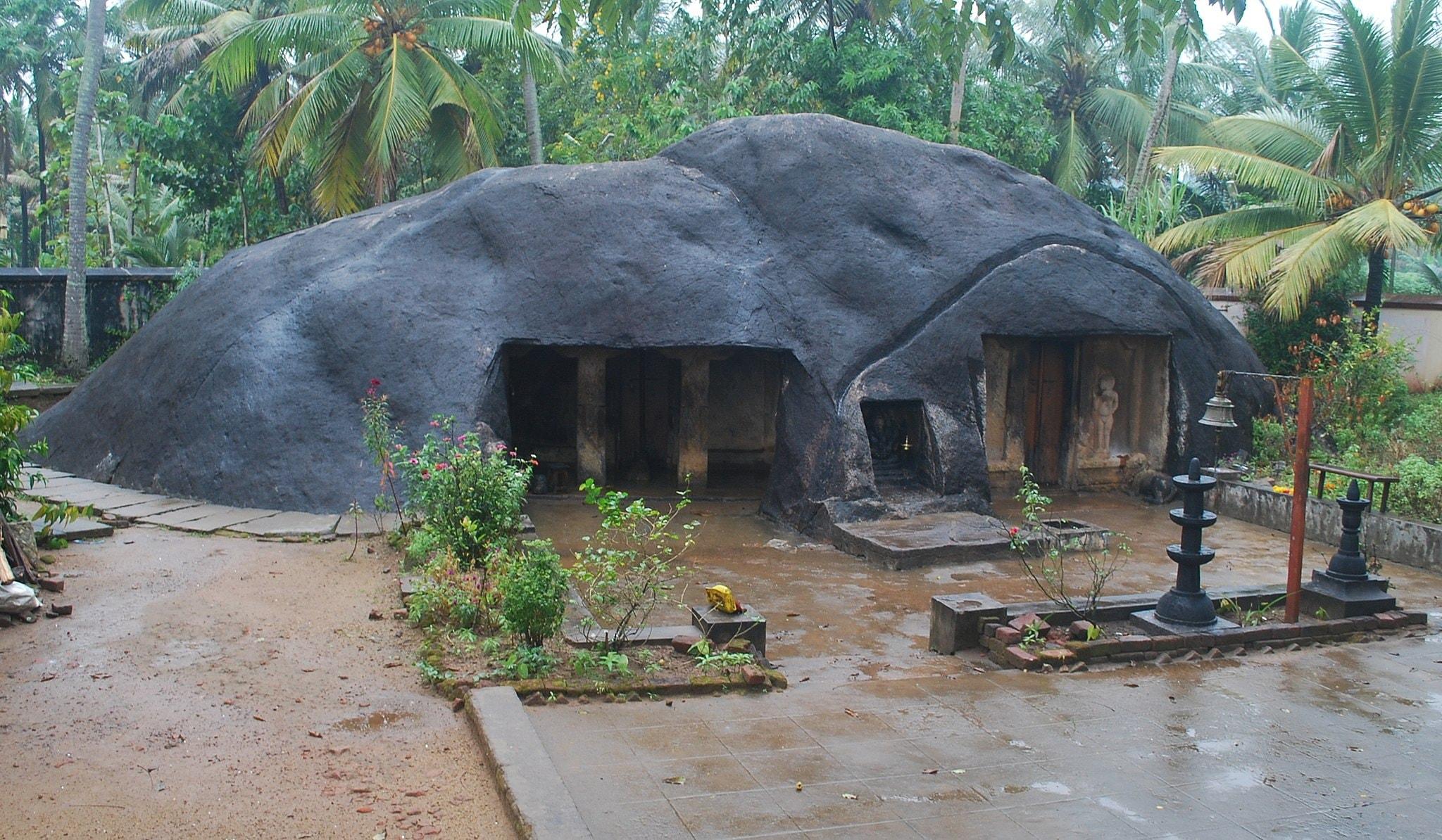 7.kottukkal_rockcut_cave_temple