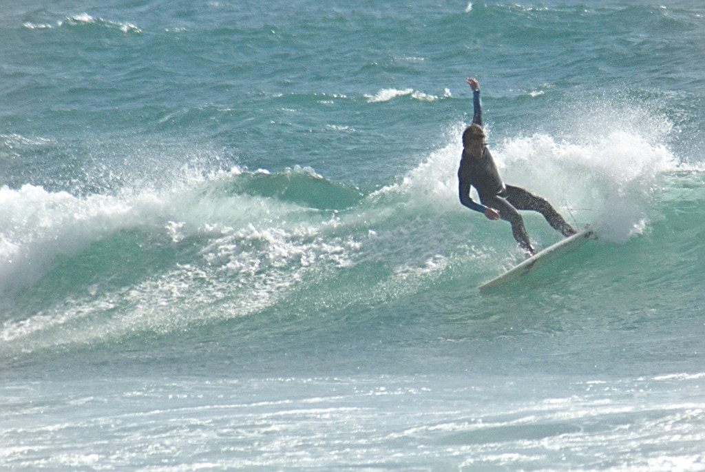 Surf's up!   © Joao Trindade/Flickr