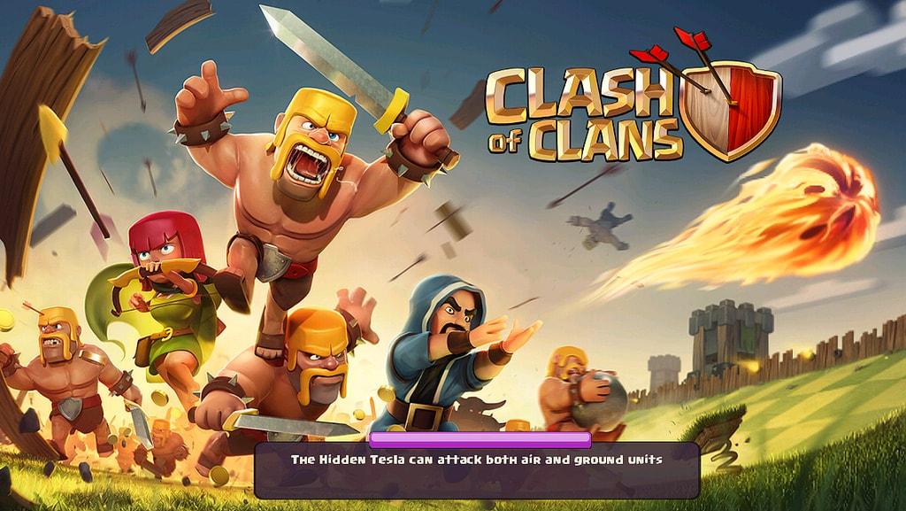 Clash of Clans is very popular in Vietnam | © Themeplus/Flickr