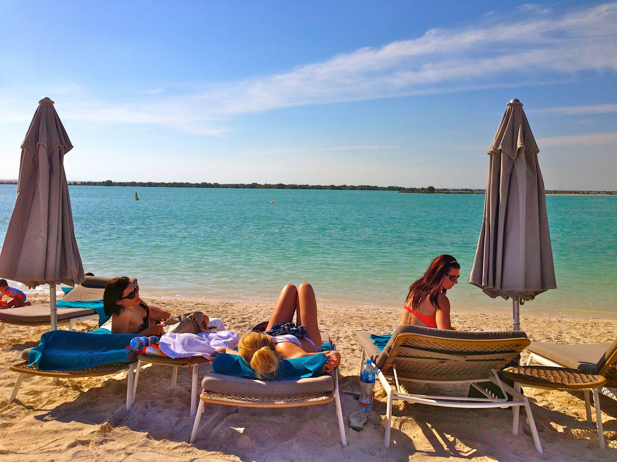 The Best Beaches To Visit In Abu Dhabi
