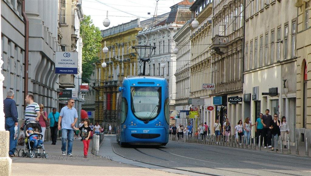 Zagreb tram | © Miroslav Vajdic/Flickr