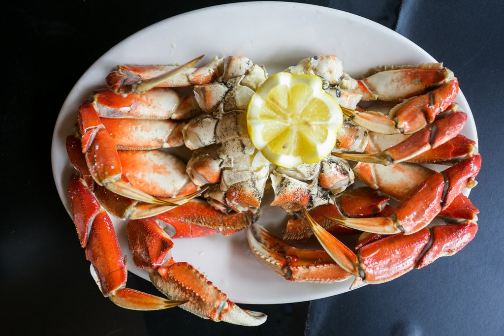 Feeling crabby? | © City Foodsters/Flickr