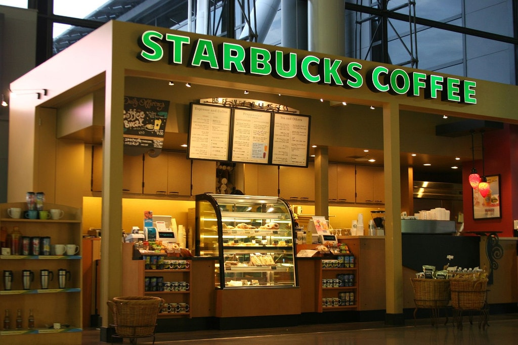 Starbucks | © kmf164/Flickr