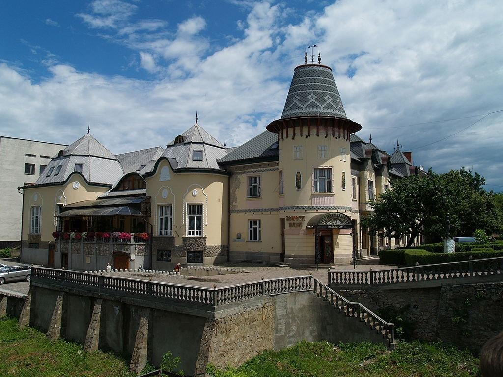 Berehove Ukraine
