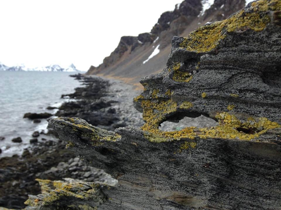 A hike in the shoreline at Magerøya Island   © Ann Kristin N Samuelsen, Courtesy of Visit Nordkapp