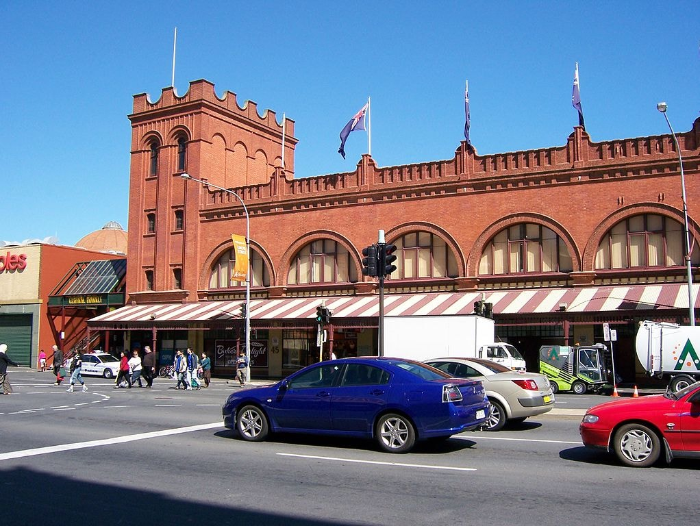 Adelaide Central Market | © Scott W/Wikimedia Commons
