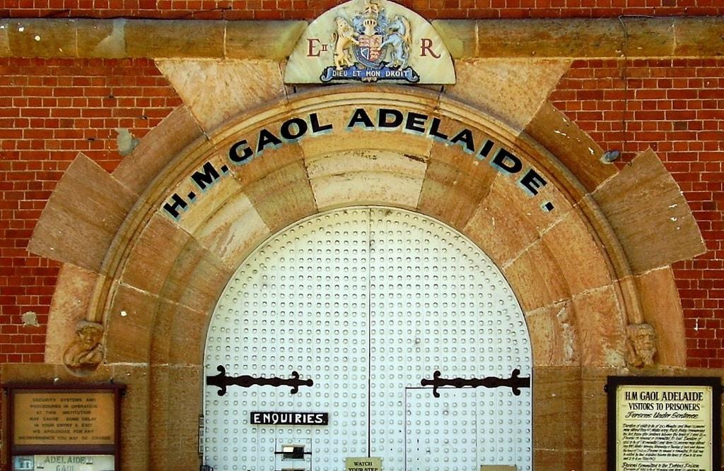 Adelaide Gaol | © Peripitus/Wikimedia Commons