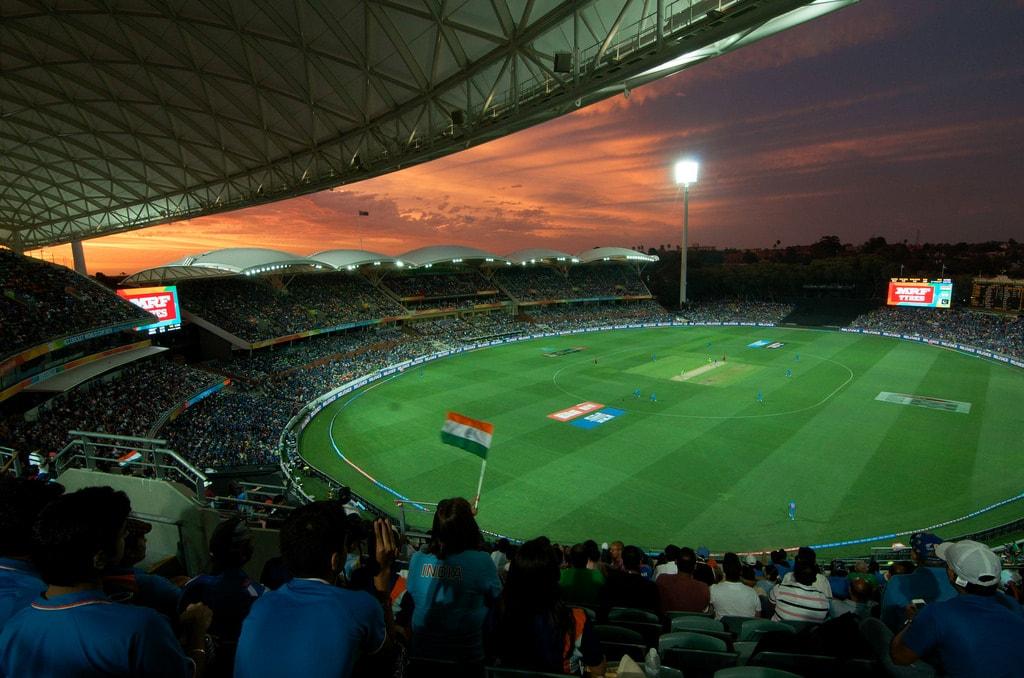 Adelaide Oval | © Rajiv Bhuttan/Flickr