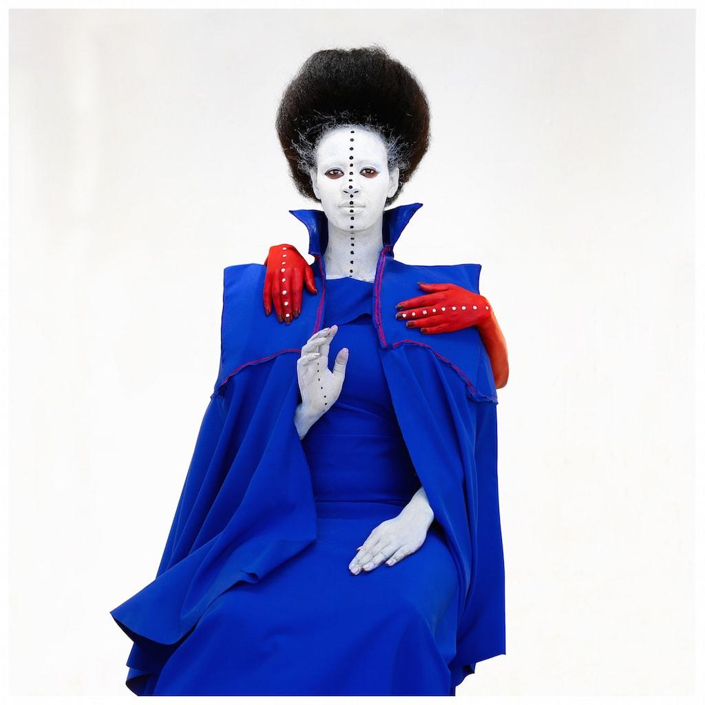 Aïda Muluneh,<em>All in One</em>,2016. Pigmented inkjet print, 31 1/2 × 31 1/2″ (80 × 80 cm). Courtesy of the artist and David Krut Projects. © 2017 Aïda Muluneh