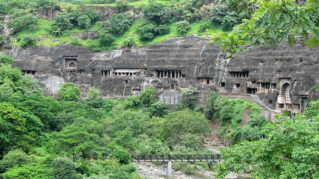 Ajanta Caves, Aurangabad Maharashtra