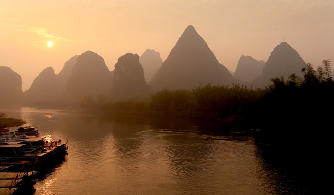 Alila Yangshuo - Destination - Sunrise