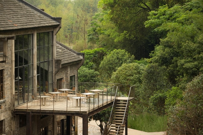 Alila Yangshuo - F_B -Sugar House Restaurant - Outdoor