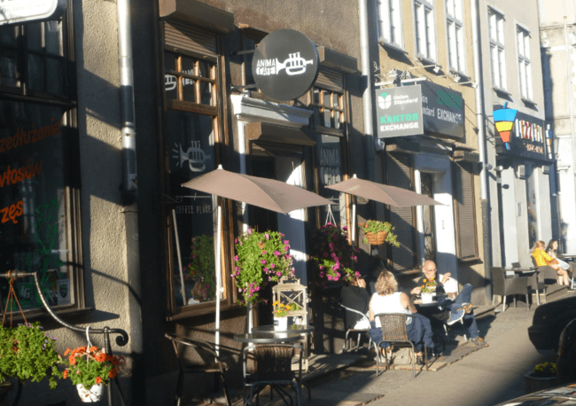 Anima Cafe Gdansk