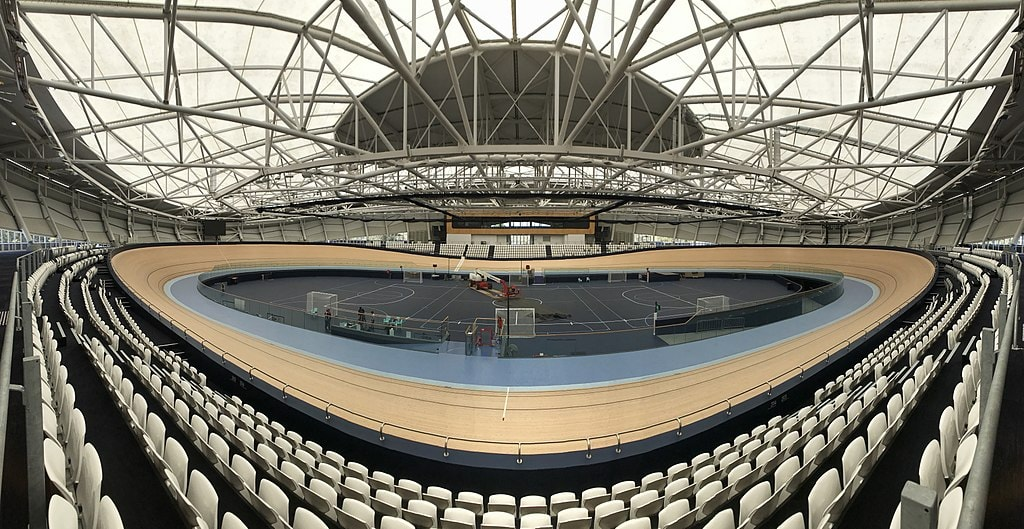 Anna Meares Velodrome | © Kgbo/Wikimedia Commons
