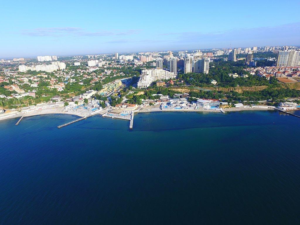 """Vaizdo rezultatas pagal užklausą """"odessa arcadia beach wallpaper"""""""