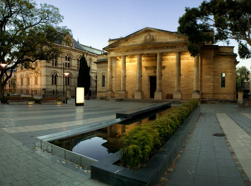 Art Gallery of South Australia | © Kajinoz/Wikimedia Commons