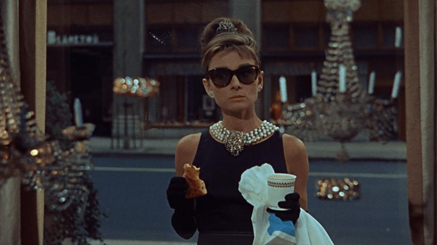 Audrey Hepburn in <em>Breakfast at Tiffany's</em>   © Paramount Pictures