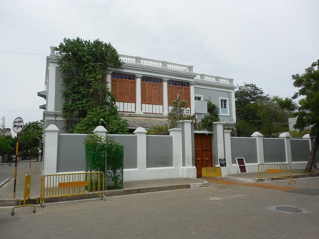 Aurobindo ashram