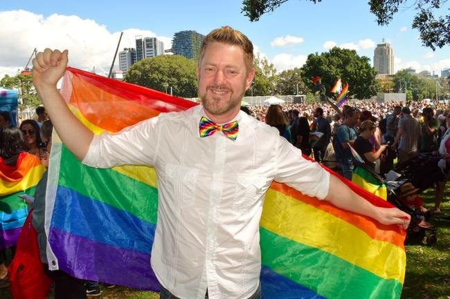 same sex marriage australia activities in Chilliwack