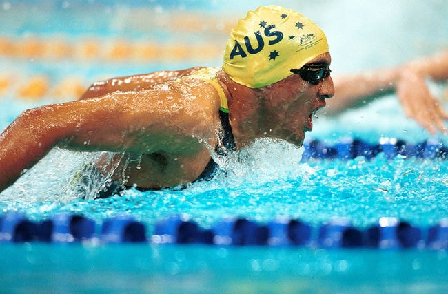 Australian swimmer Daniel Bell | © Australian Sports Commission/Wikimedia Commons