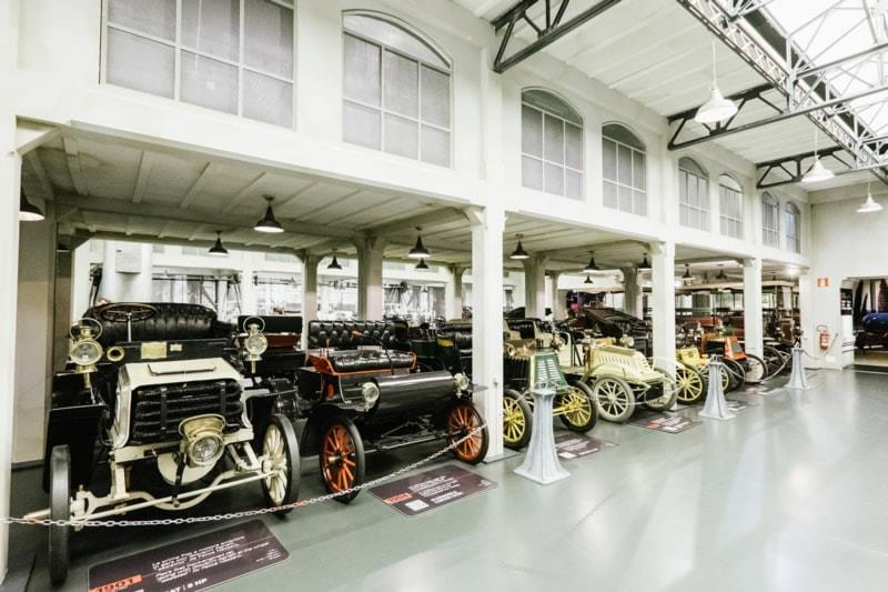 Inside Museo Nazionale dell'Automobile | Courtesy the Museo Nazionale dell'Automobile