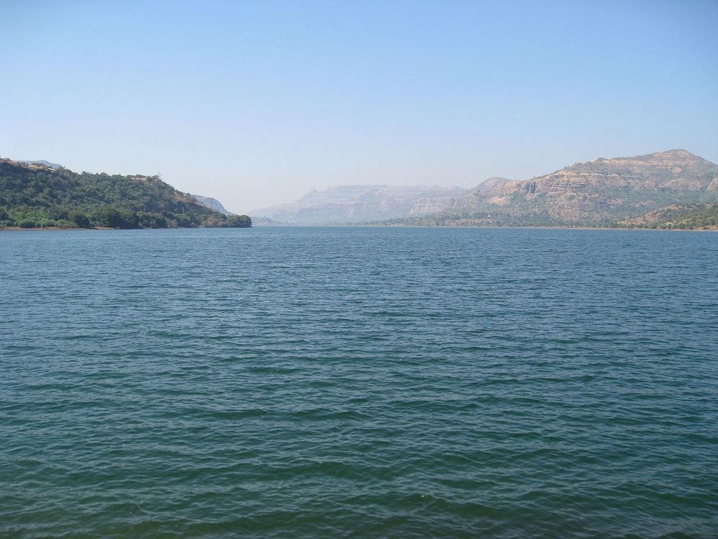 Backwaters of Mulshi Dam, Pune