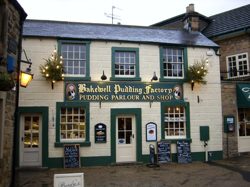 Bakewell Pudding Bakery