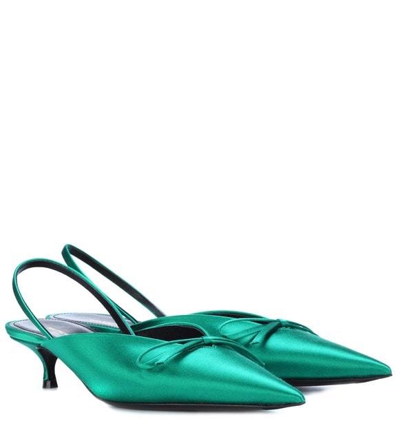 Balenciaga kitten heels