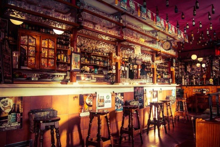 A classic pub atmosphere CC0 Pixabay