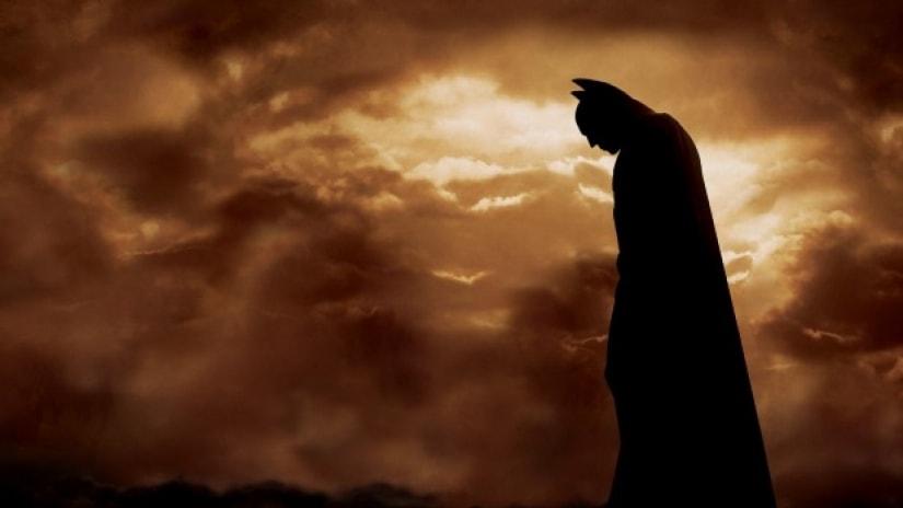 Christian Bale in<em> Batman Begins</em>   © Warner Bros.