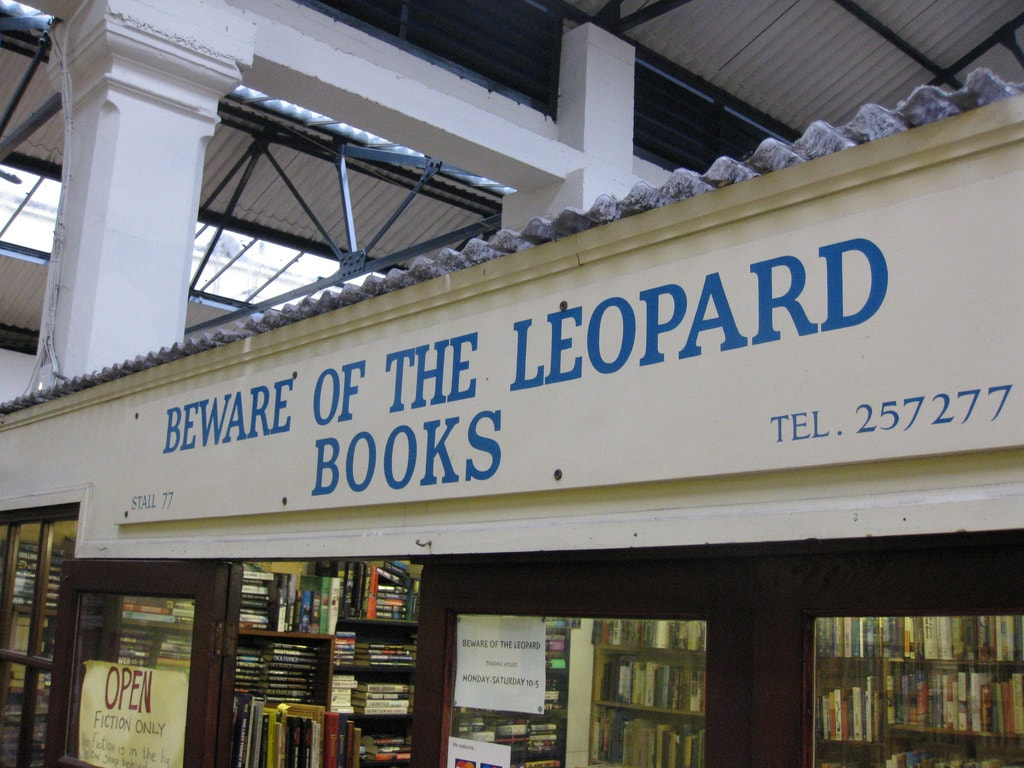 Beware The Leopard Books - Flickr